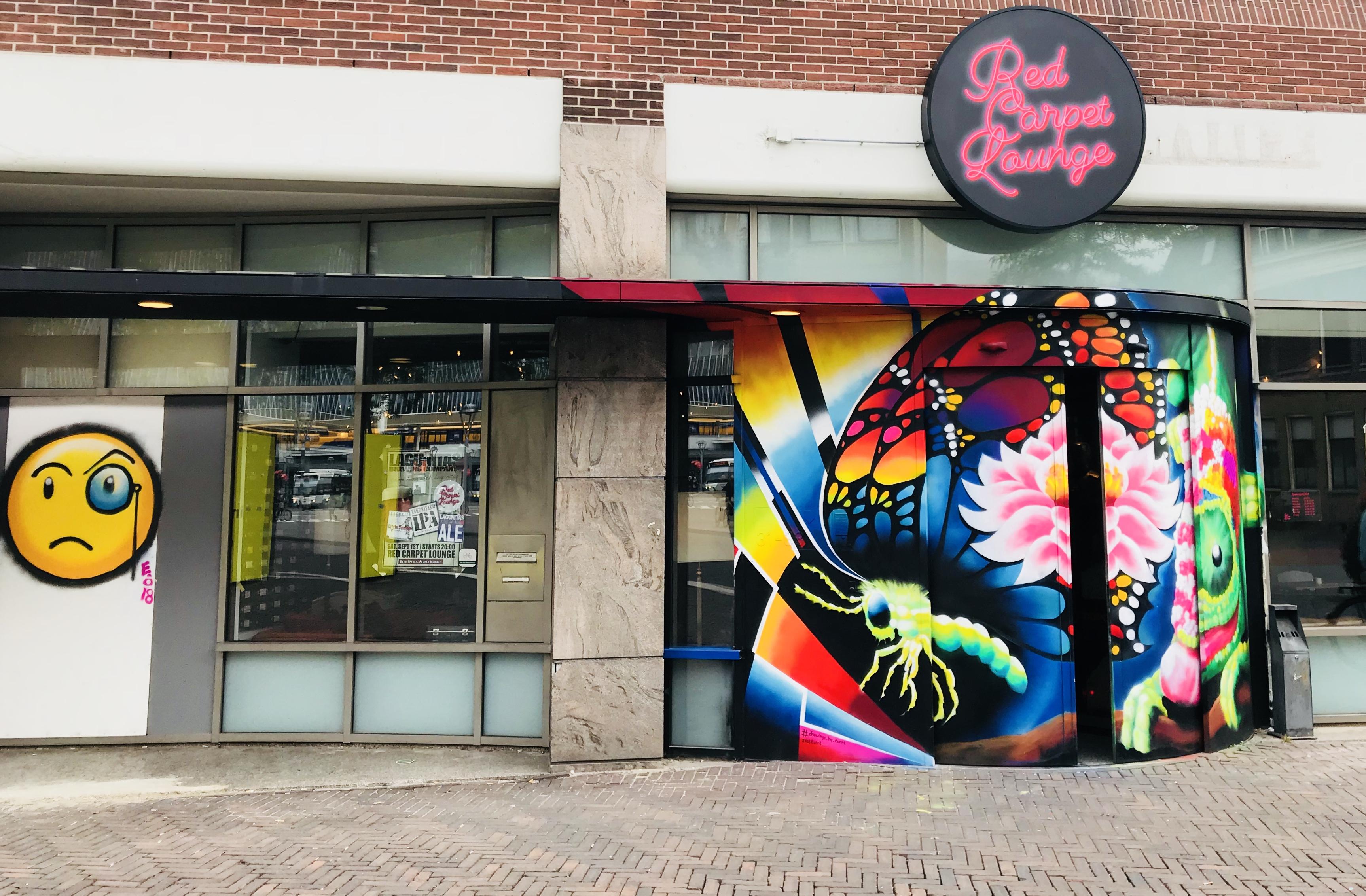 Abn Amro Zitzak.Red Carpet Lounge Dit Kunnen We Verwachten Stad Leiden