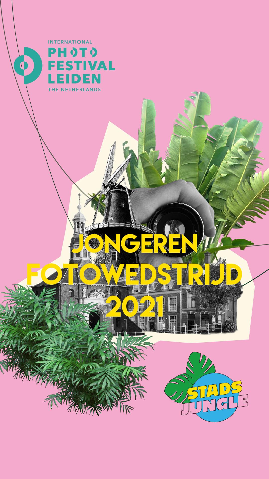 Jongeren fotowedstrijd Leiden