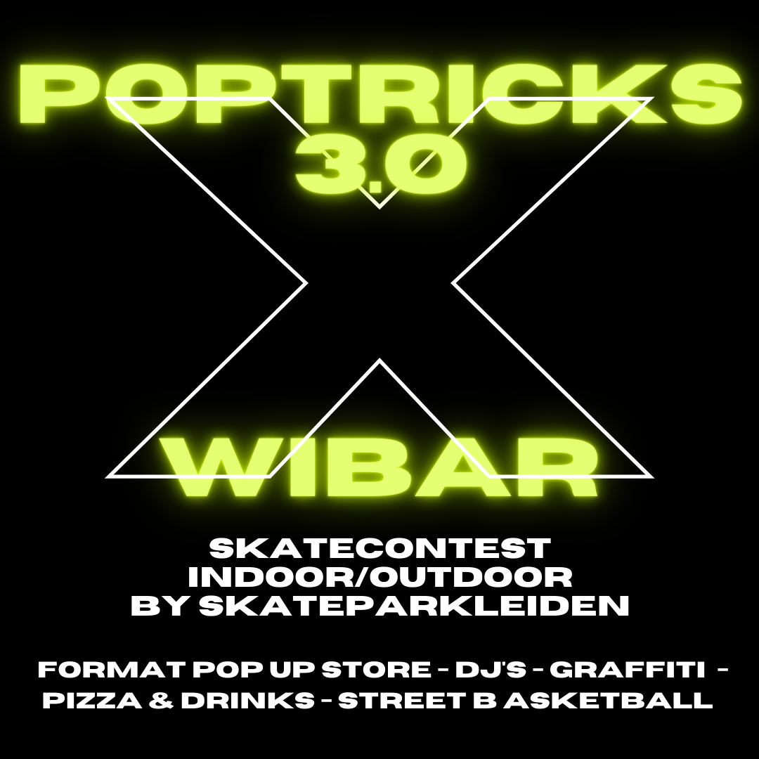 Poptricks x Wibar